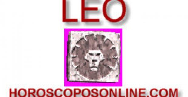 HOROSCOPO SEMANAL DEL SIGNO ZODIACAL LEO