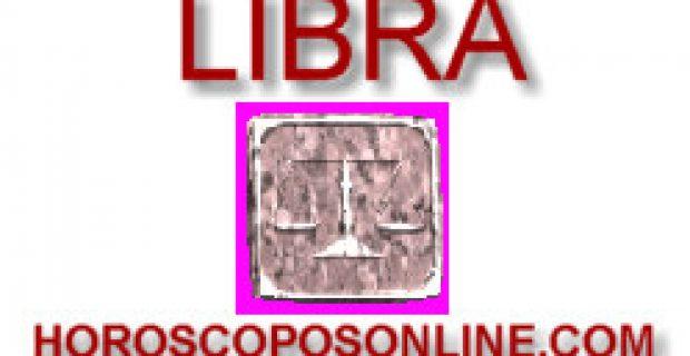 HOROSCOPO SEMANAL DEL SIGNO ZODIACAL LIBRA